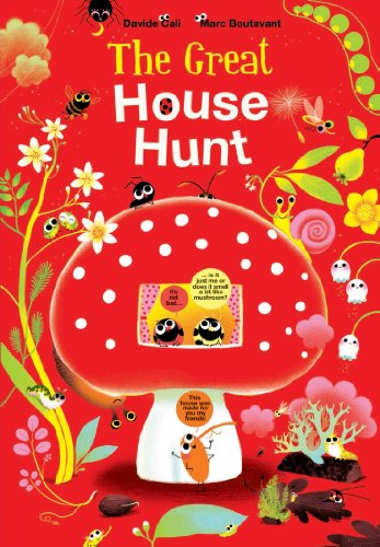 The Great House Hunt /Anglais