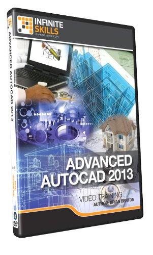 Infinite Skills Advanced AutoCAD 2013 Training DVD (PC/Mac)