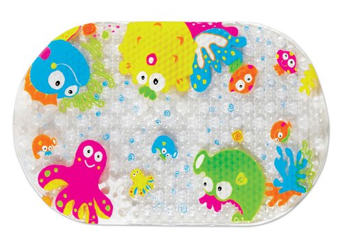 Small World Toys All About Baby Bath - Funny Fish Bathmat front-728381