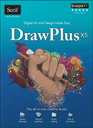 Serif DrawPlus X5 [Download]