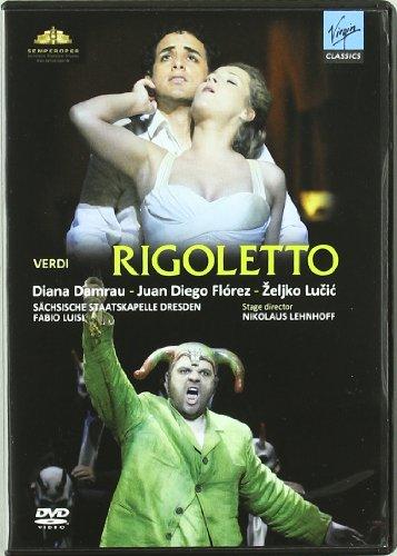Rigoletto (Fabio Luisi, D.Damrau..) - Verdi - DVD