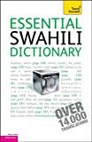 Essential Swahili Dictionary: A Teach Yourself Guide (0071747427) by Perrott, D. V.