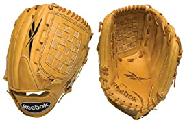 Reebok VRPRO1200 VR6000 PRO Ballglove Series 12 inch Infielder/Pitcher Baseball Glove (Right Handed Thrower)