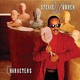 echange, troc Stevie Wonder - Characters