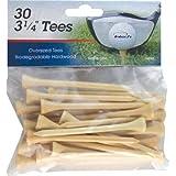 Intech 3 1/4 Natural Golf Tees (30-Pack)