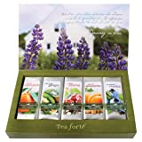 Tea Forte Single Steeps Herbal Tea - 15 Pack (assorted Flavors)