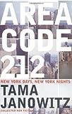Tama Janowitz Area Code 212