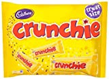 Cadbury Crunchie Treatsize Bar 258 g (Pack of 4)