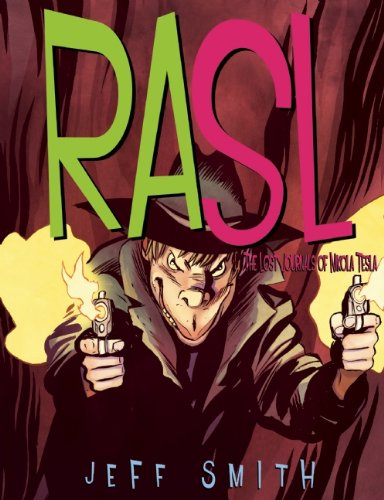 RASL: The Lost Journals of Nikola Tesla