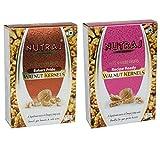 Nutraj Recipe Ready & Bakers Pride Walnut Kernels - 500 Gms (Pack Of 2)