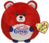 Ty Beanie Ballz Los Angeles Clippers - NBA Ballz