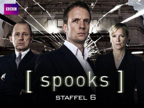 Spooks – Staffel 6