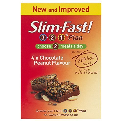 slimfast-chocolate-peanut-meal-bar-56-g-pack-of-4-by-kanos