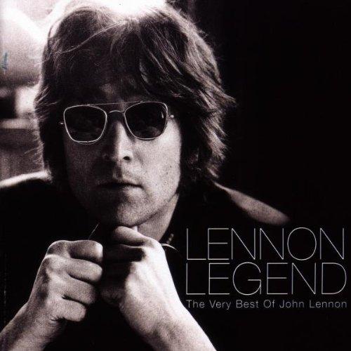 Lennon Legend: The Very Best of John Lennon artwork
