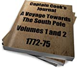 Image of Captain Cook's Journal 1772-75 A Voyage Towards The South Pole Volumes 1 and 2