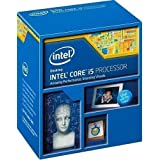 Intel i5 4460 Quad Core CPU (3.20GHz, 6MB Cache, 84W, Graphics, Turbo Boost Technology, Socket 1150)