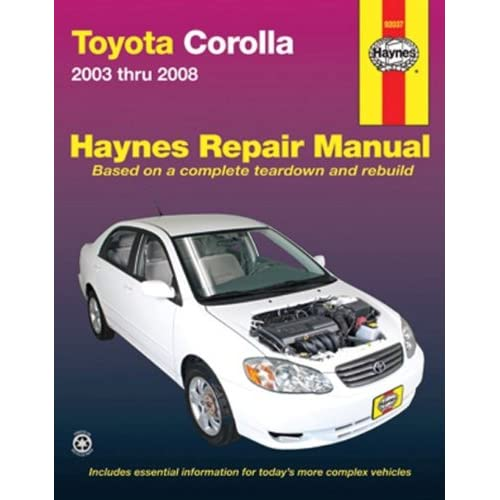 toyota corolla 2012 repair manual pdf