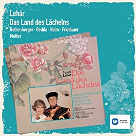 Das Land des L�chelns (The Land of Smiles) (Mattes) (1994 Digital Remaster), Act Two: Dialogue