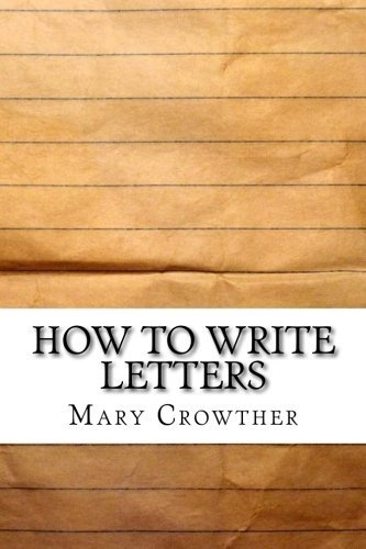 How to Write Letters