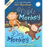 Night Monkey, Day Monkeyby Julia Donaldson