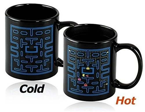 TAZZA TERMOSENSIBILE PAC MAN