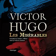 Les Miserables Audiobook by Victor Hugo Narrated by Frederick Davidson
