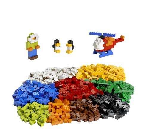 Imagen de LEGO Bricks & More Builders of Tomorrow Set 6177