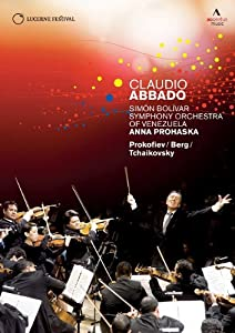 Abbado and Simón Bolívar Youth Orchestra - Easter 2010 at Lucerne Festival