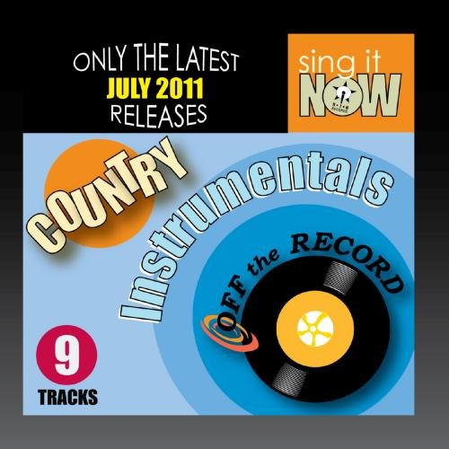 July 2011 Country Hits Instrumentals