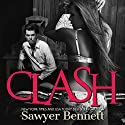 Clash: Legal Affairs, Book 1 Audiobook by Sawyer Bennett Narrated by Kirsten Leigh, Lee Samuels