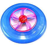 Novelty Toys Super Flying Saucer Light UP LED Multi Color Children's Kid's Toy Flying Frisbee Disc (Colors May...