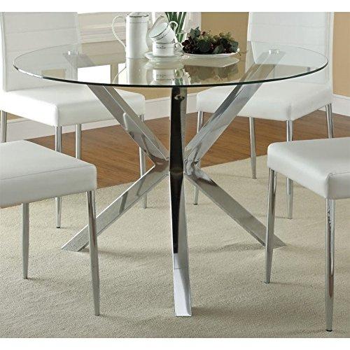 Coaster 120760-CO Furniture Piece, In Chrome
