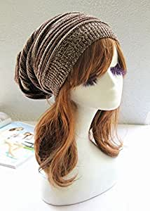 Autumn Women Knitted Hat Casual Skullies Gorro : Everything Else