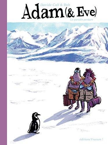 Cali Davide - Adam et Êve (Autoblographie) (French Edition)