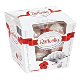 Ferrero Raffaello Chocolate Gift Box (1 x 150g, 15 Pieces)