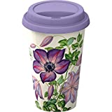 Creative Tops Royal Botanic Gardens Kew Clematis Double Walled Travel Mug
