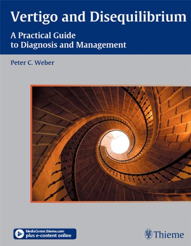 Vertigo and Disequilibrium/ Book & DVD: A Practical Guide to Diagnosis and Management