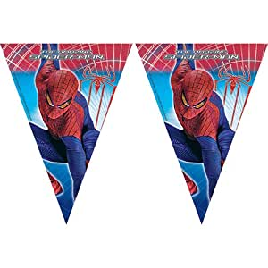 Amscan International Banner Pennant Amazing Spiderman