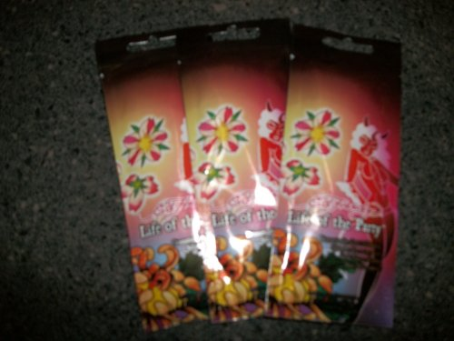 3 packets 2012 Life of the Party DHA FREE Bronze Diamond Dus