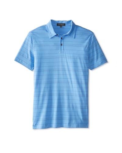 Robert Barakett Men's Ios Short Sleeve Polo