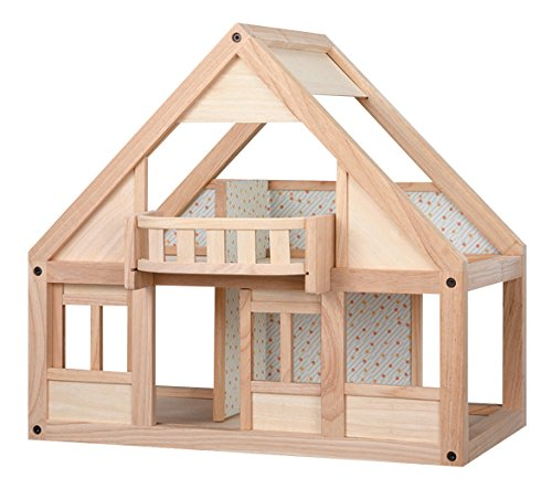 PlanToys-7110-Adorable-My-First-Dollhouse
