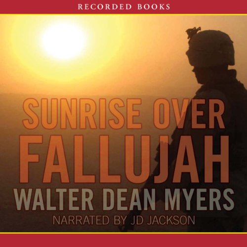 Can someone please help me do an essay on sunrise over fallujah?