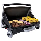 George Foreman GP200B Camp and Tailgate Grill, Black