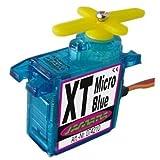 Jamara 074210  - XT-Micro Servo azul [importado de Alemania]