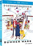 Summer Wars: Movie [Blu-ray + DVD]