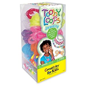 Creativity For Kids Tooby Loops, Jewellery