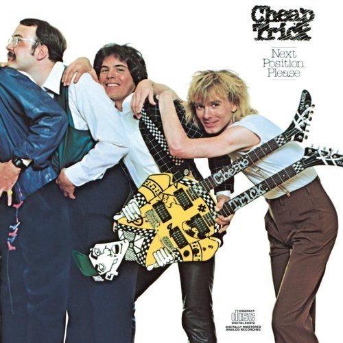 Next Position Please by Cheap Trick (1990) Audio CD (Cheap Trick Next Position Please compare prices)