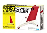 Childs / Children's Creative Science Activity Kit Toy -4M - Wind Powered Land...