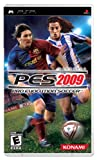 (PSP)PRO EVOLUTION SOCCER 2009(輸入版:北米版)