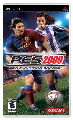 Konami-Pro Evolution Soccer 09